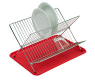 Crockery rack Stock Photos