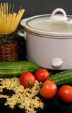 Crockpot 1 Stockbild