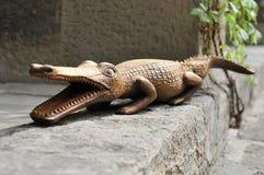 crocodile Images libres de droits