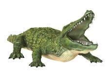 crocodile illustration de vecteur