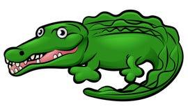 Crocodile Alligator Animal Cartoon Character Stock Photography