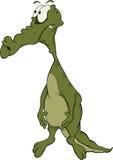 Crocodile. Cartoon Stock Images