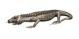 Crocodile iron Stock Image