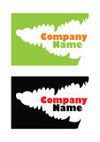 Crocodile logo Stock Image