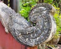 Crocodile sculpture Royalty Free Stock Image