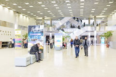 Crocus Expo International Exhibition Centre Stock Image