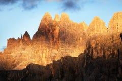 Free Croda Da Lago, Alps Dolomites Mountains Royalty Free Stock Photography - 117737407