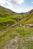 The Croesor Valley, looking West Royalty Free Stock Photography