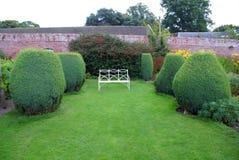 Croft Castle garden in England Royalty Free Stock Image
