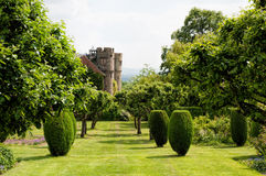 Croft Castle grounds Royalty Free Stock Images