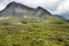 A Croft in the Highlands Stock Photos
