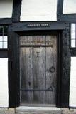 croft starego miasta. zdjęcie stock
