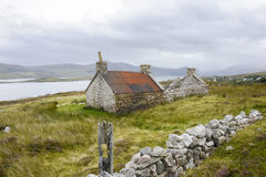 Crofter's cottage Royalty Free Stock Photo