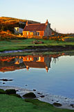 Crofters Cottage Stock Images