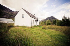 Crofters cottage Royalty Free Stock Image
