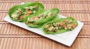 Crogioli organici di avocado Immagine Stock