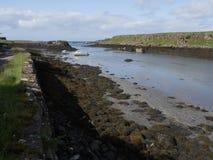 Croig estuary, Isle of Mull Royalty Free Stock Photography