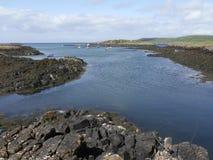 Croig estuary, Isle of Mull Royalty Free Stock Image