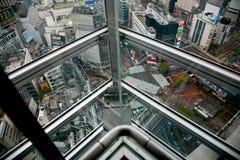Croisement de Shibuya Image libre de droits