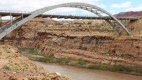 Croisement le fleuve Colorado clips vidéos