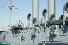 Croiseur cuirassé 02 Photos libres de droits