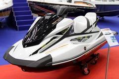 croiseur de Yamaha VH de Jet-ski HO dans l'expo de crocus d'exposition en M Photo libre de droits