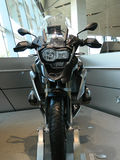 Croiseur (moto) Image stock