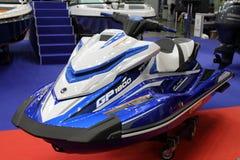 croiseur SVHO de Yamaha FX de Jet-ski dans l'expo de crocus d'exposition dedans Photo libre de droits
