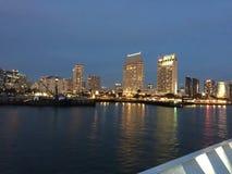 Croisière à San Diego Photographie stock