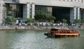 Croisière de bateau Images libres de droits