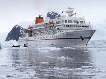 Croisière de l'Antarctique Image libre de droits