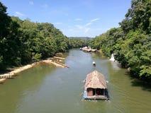 Croisière de rivière Photos libres de droits
