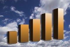 Croissance future Photos stock