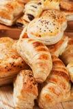 Croissant και άλλη ζύμη ριπών στοκ φωτογραφία με δικαίωμα ελεύθερης χρήσης