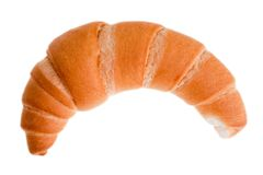 croissant τρόφιμα στοκ εικόνα με δικαίωμα ελεύθερης χρήσης