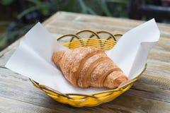 croissant φρέσκος Στοκ εικόνα με δικαίωμα ελεύθερης χρήσης