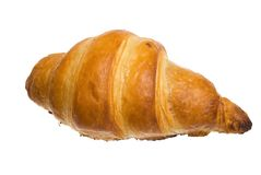 The croissant Royalty Free Stock Image