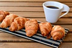 Croissant fotografia stock
