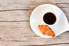 Croissant fotografie stock