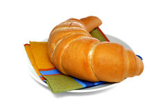 croissant Photo stock