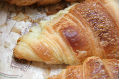 Croissant Stock Foto