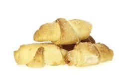 Croissant Royalty-vrije Stock Foto