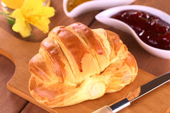 Croissant Stock Photo