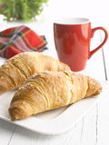 Croissant Στοκ εικόνα με δικαίωμα ελεύθερης χρήσης