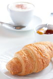 Croissant. Royalty Free Stock Photo