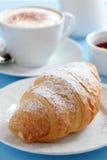 Croissant. imagen de archivo