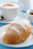 Croissant. Obraz Stock