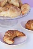 Croissant Zdjęcia Stock