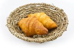 Croissant Obraz Royalty Free