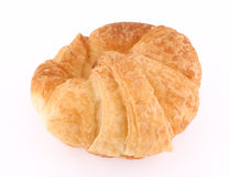 Croissant Fotografia de Stock